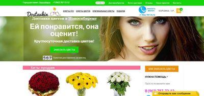 создание интернет магазина новосибирск